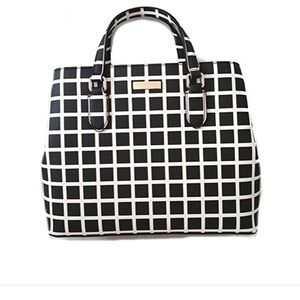 Kate Spade Checkered Bag